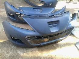 Peugeot new bumpers grills and other parts