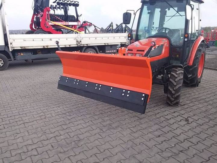 Top-Agro Snow Plough Light Series, 1,5m, Hydraulic, New - 2017