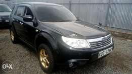 Subaru Forester 2008 very clean slightly locally used, Quick sale!!