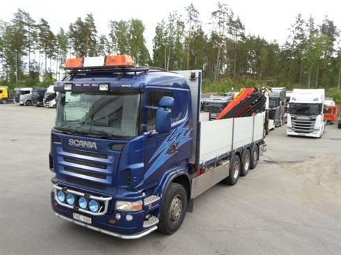 Scania R500 - 2009