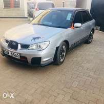 Subaru Impreza GG 2007 Immaculate Condition up for grabs