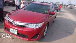 2013 Toyota Camry, first body