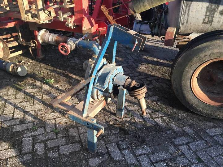 Pump overigen renson beregeningspomp motor