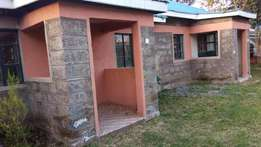 Two Units Of Two Bedroomed House At Own Compond