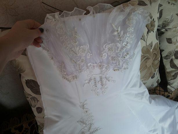 Есть Круги- фото без Нежнейшее свадебное платье Весільна сукня Хмельницький  - зображення 65d548292eb20