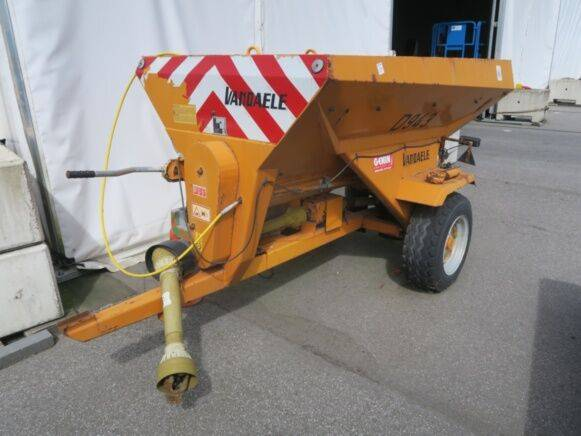 Sale glg2000 gritter for  by auction - 2009