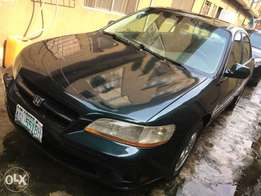 Honda Accord 2000