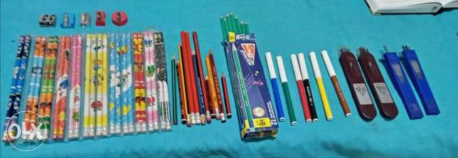 Various stationary