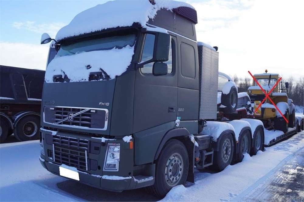 Volvo Fh16 - 2009