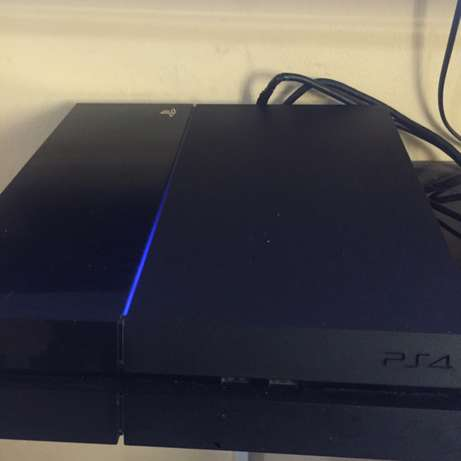 used PS4. ( just like new ) Tafa - image 6