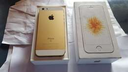 UK used 128gb gold iPhone SE for sale