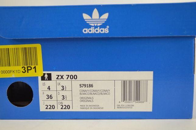 BUTY ADIDAS ZX 750 s79186 adidasy męskie nowe OKAZJA r 36 uk