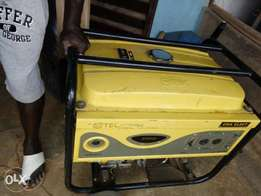 Just like new 6.5KVA generator for sale
