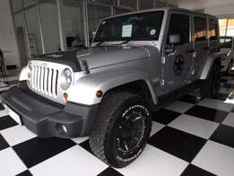 2012 Jeep Wrangler 3.6 A/T