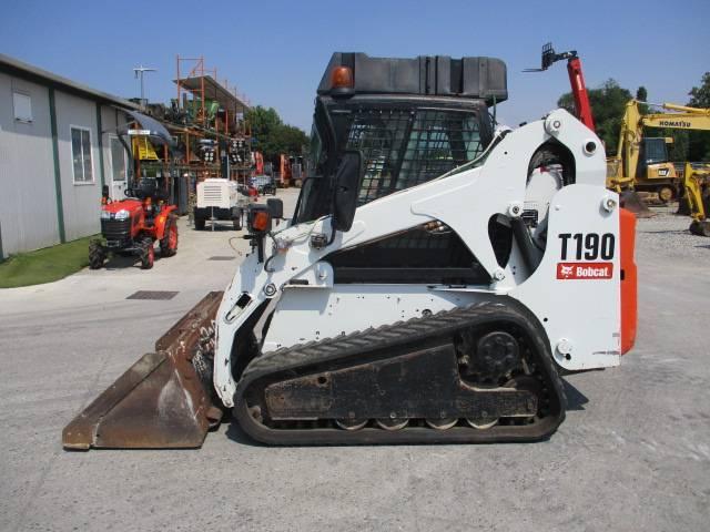 Bobcat T 190 - 2008