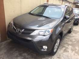 Tokunbo 2015 Toyota RAV4 SUV Thumb start, for sale