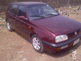 VERY solid VW Golf 3 up for grabs!