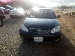 Toyota corolla used very clean 2004
