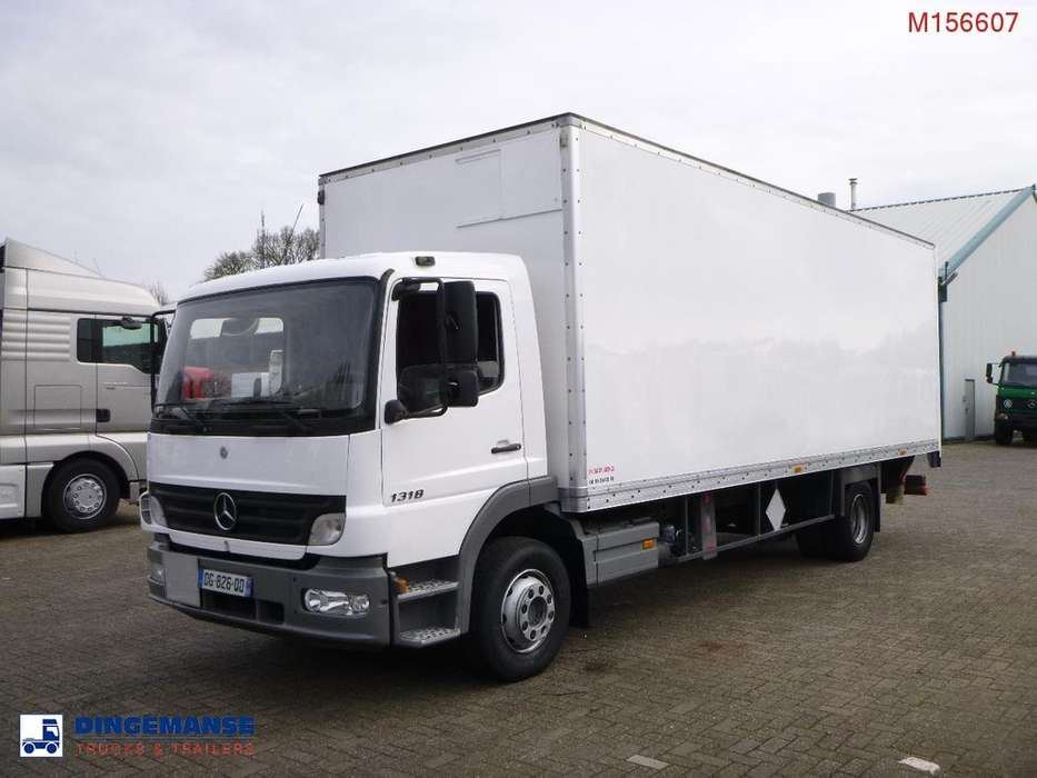 Used Box trucks for sale in Netherlands - Page 16 | Tradus com