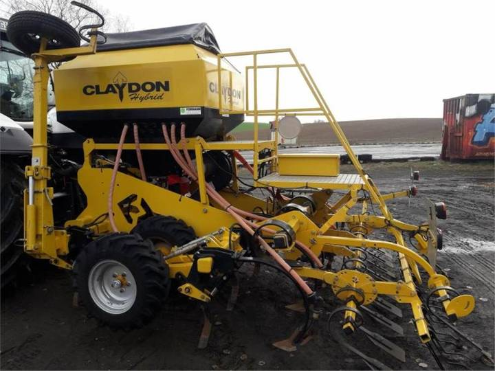 Claydon Hybrid 3m - 2012