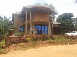 Shell House for sale 6bedrooms 5bathrooms siting dining kitchen plus g