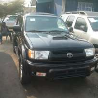Toyota 4runner 2002 LIMITED. Direct tokunbo