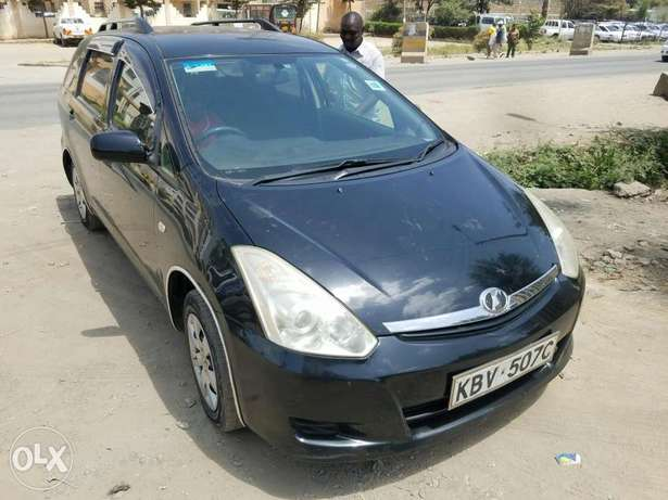 Toyota wish extremely clean,buy and drive Embakasi - image 2