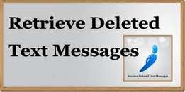 Need to retrieve deleted data from cell phones we can help