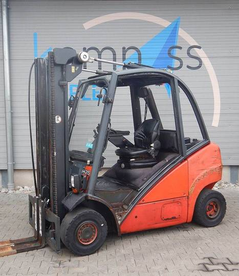 Linde H 25 D/392 - 2004
