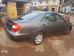 Direct from us belgium camry with low mileage