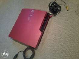 Swop Slim Red PS3 Limited Edition