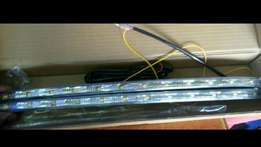 Markx bumper light with both indicator and white light