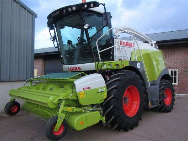 Claas 950 Forager - 2017 - image 4
