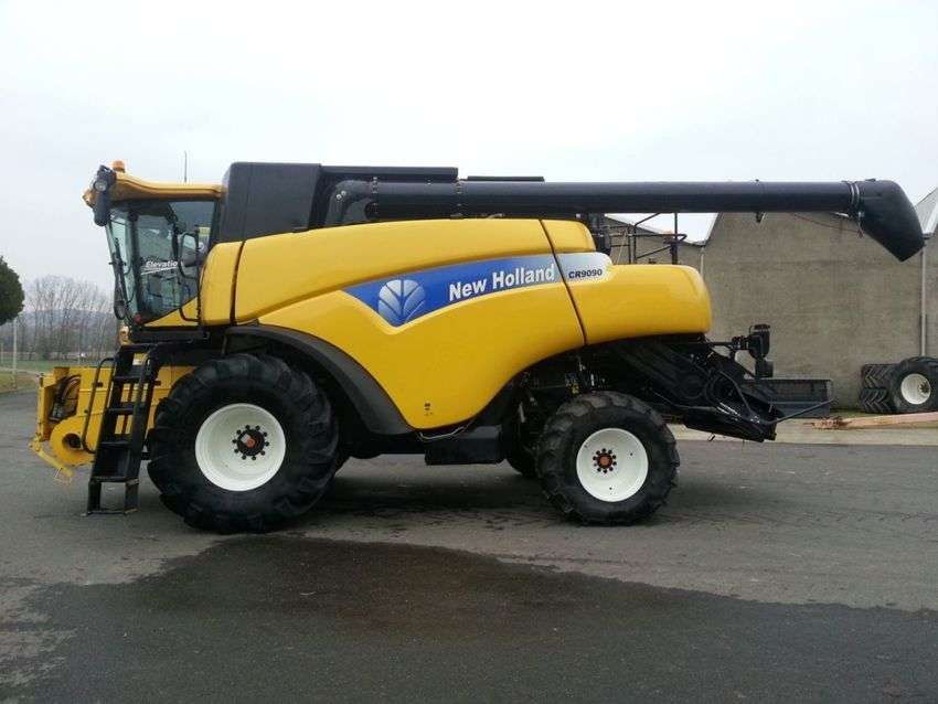New Holland Cr 9090 Elevation 4x4 - 2009
