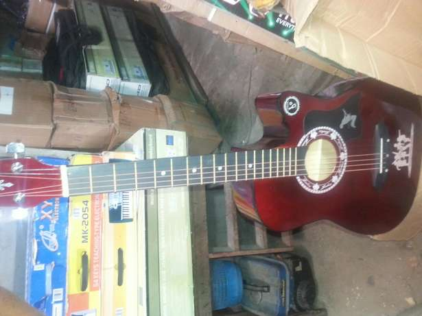 New Acoustic guitars Ojo - image 1