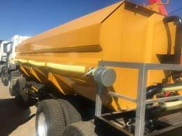 Quality water tankers manufacturing and complete hydraulic system