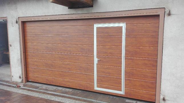 Oryginał Brama garażowa od producent bramy segmentowe drzwi garażowe QA62