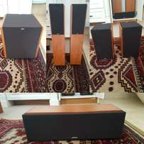 Jamo E7 Series speakers for sale. Great set. R14000 negotiable
