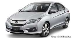 Brand New Honda Ballade From Only R232 800.00!!