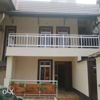 A newly renovated 4 bedroom duplex with 3 rooms BQ