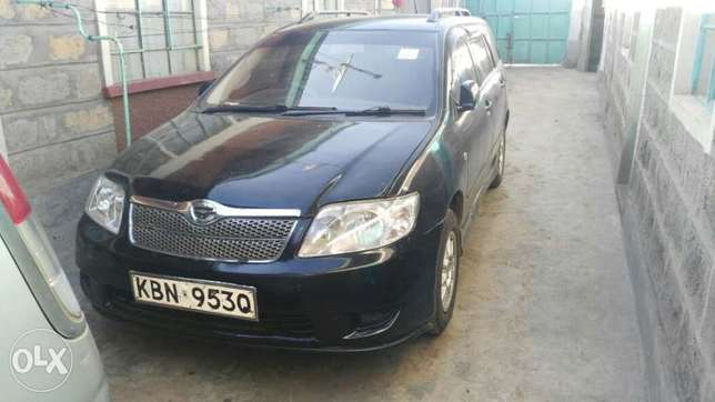 Toyota fielder 2003 model, 1500cc,owned by a lady Tabuga - image 4