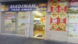 Running Takeaway Business for Sale