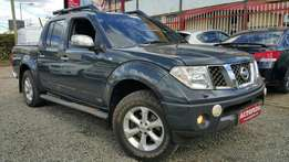 Nissan Navara Aventura, Year 2007, Engine 2500cc, Manual