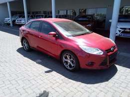 2012 Ford Focus 2.0 TDCi Trend Powershift