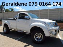 2010 Toyota Hilux 3.0 D4D 4X4 Raider Legend 40 Good Condition 183000km