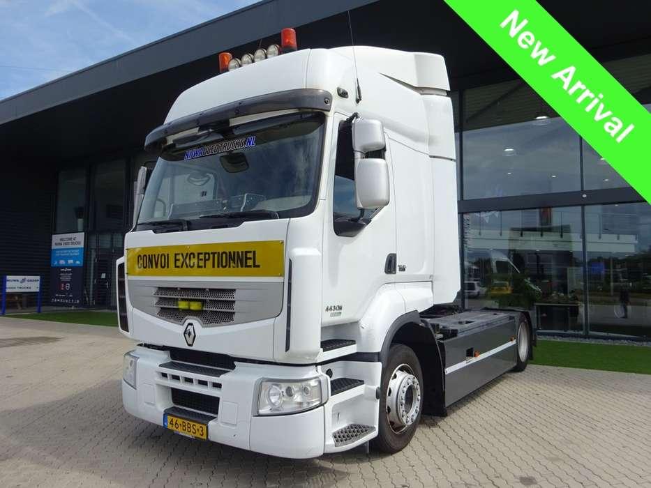 Renault PREMIUM 430 EEV Trucktransporter - 2013 - image 2
