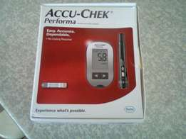 Brand New!!! ACCU-CHEK Performa MACHINE