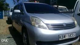 Isis 2006 model 7 seater 1800cc