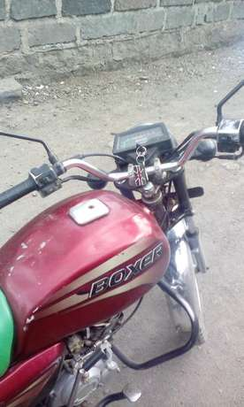 Bajaj Boxer 100cc in good condition Nakuru East - image 2