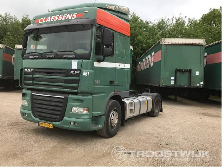 DAF FT XF 105 - 2008